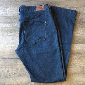 Express- Dark Rinse Jean